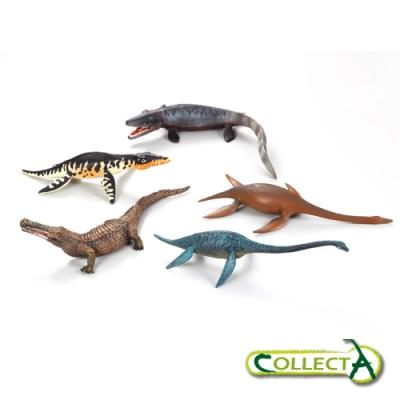 collectA 恐龍海怪禮盒組(5入)~英國高擬真模型R89356