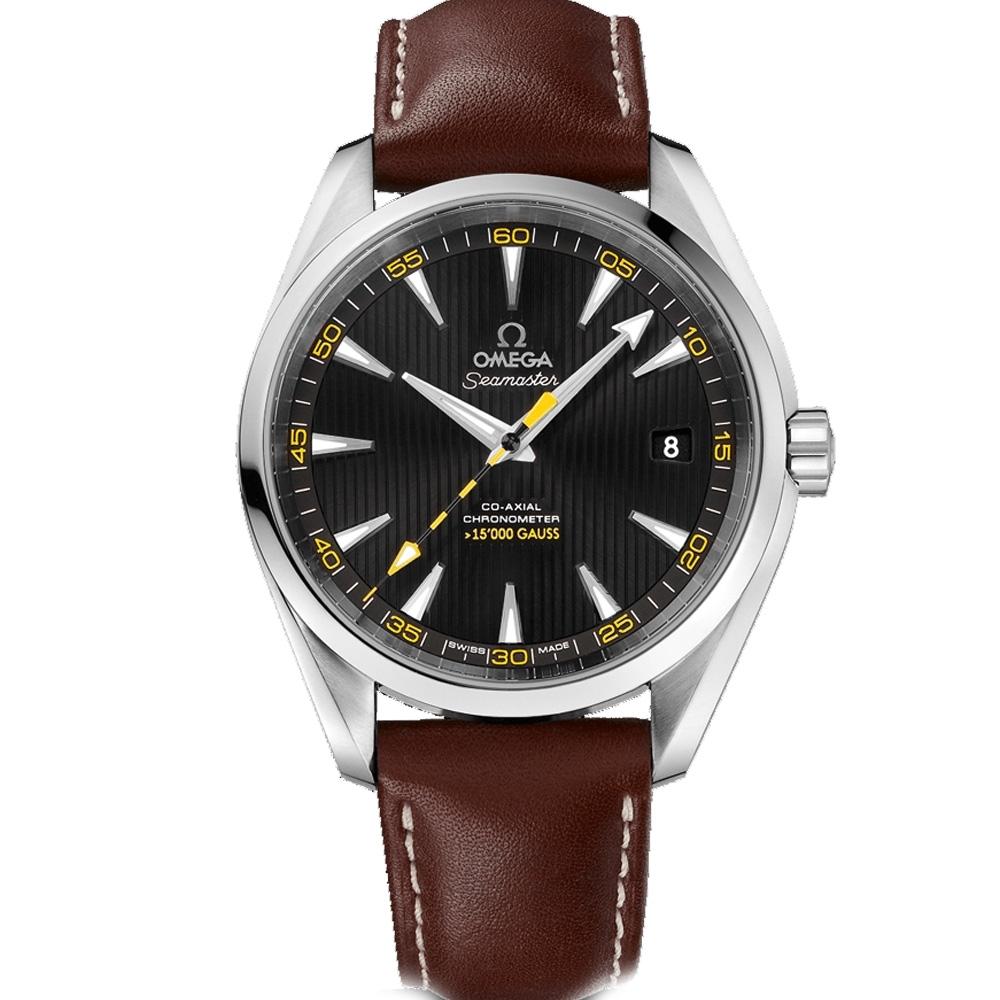 OMEGA 歐米茄 海馬系列 Aqua Terra 15,000高斯腕錶-41.5mm