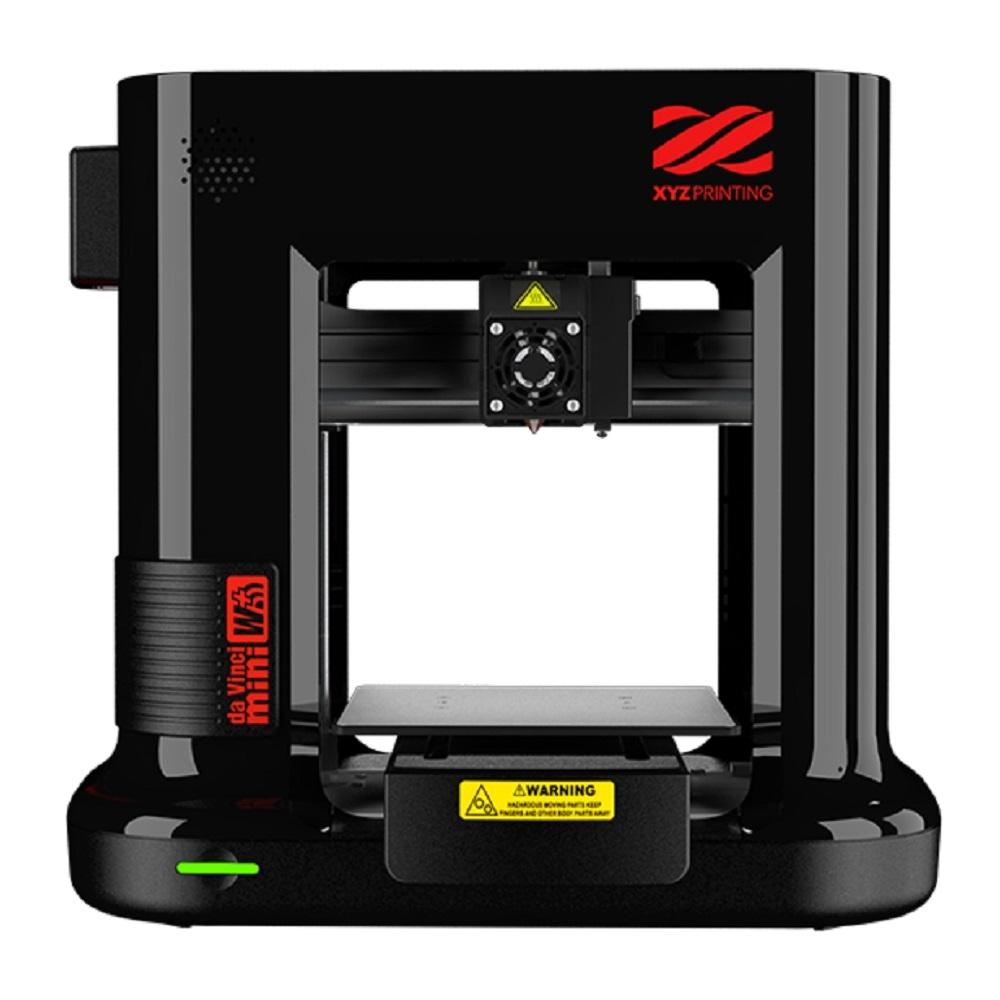 XYZprinting - da Vinci mini w+3D列印機(黑色)