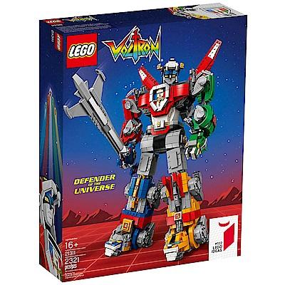 樂高LEGO IDEAS 系列 - LT21311 百獸王 五獅合體