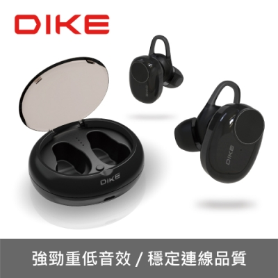 DIKE DEB520 Tiro真無線藍牙耳機麥克風