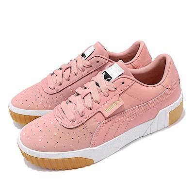 Puma 休閒鞋 Cali Exotic 低筒 穿搭 女鞋