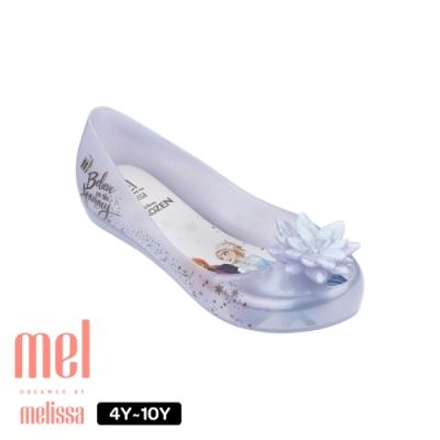 冰雪奇緣 FROZEN 2 國際聯名款 奇幻雪花娃娃鞋 銀
