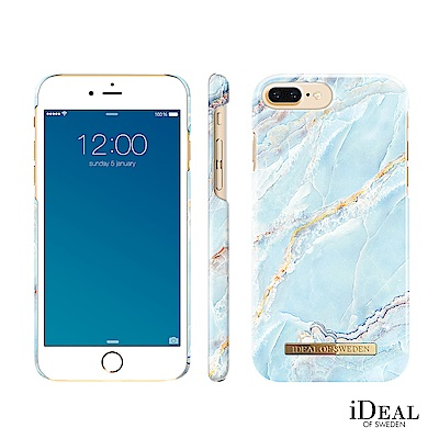 iDeal Of Sweden iPhone 8/7/6 瑞典大理石紋手機保護殼