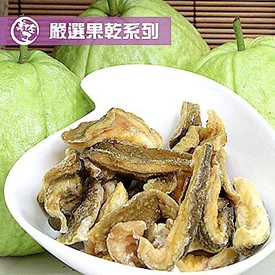 美佐子 果乾系列-台灣芭樂乾(170g/包,共兩包)