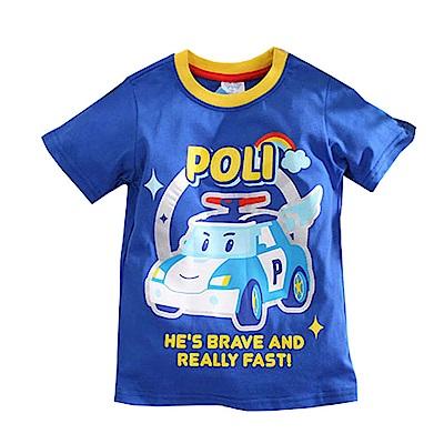 POLI精梳純棉短袖T恤 k50699 魔法Baby