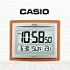 CASIO卡西歐 木紋方形電子掛鐘(ID-15S-5D) product thumbnail 1