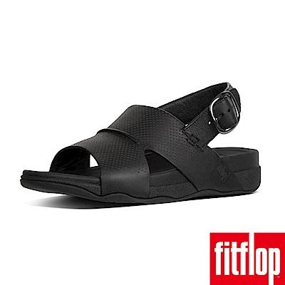 FitFlop BANDO TM BACK-STRAP SANDALS 黑