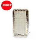 【防災專家】LED壁掛式緊急照明燈 LED*24顆 高亮度 台灣製造