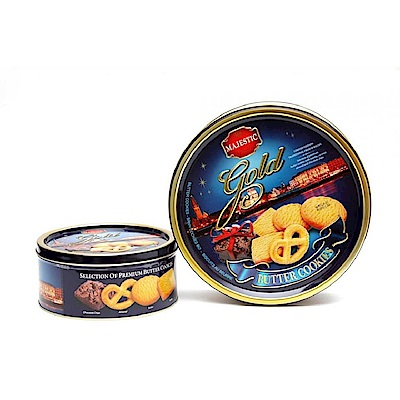 MAJESTIC GOLD 奶油餅乾(454g)