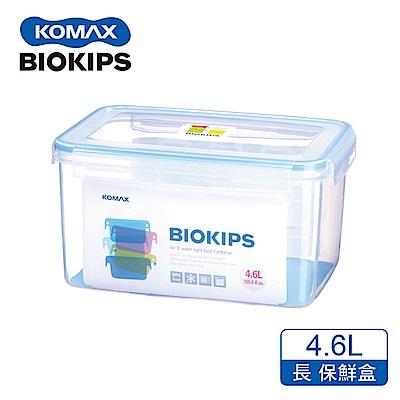 KOMAX 碧兒扣密封PP保鮮盒-長方形4.6L