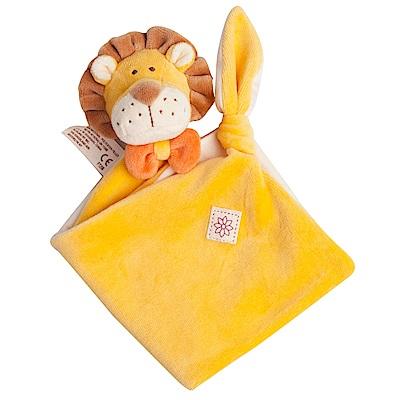 美國miYim有機棉 安撫巾系列-里歐獅子
