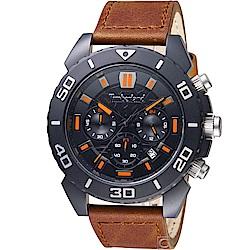 Timberland 決戰叢林 休閒腕錶(TBL.15518JLB/02)47mm