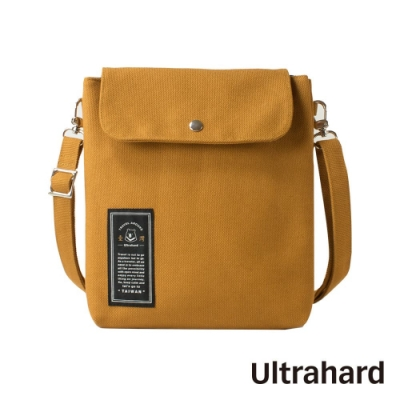 Ultrahard Travel Around小斜背包- 台灣(土黃)