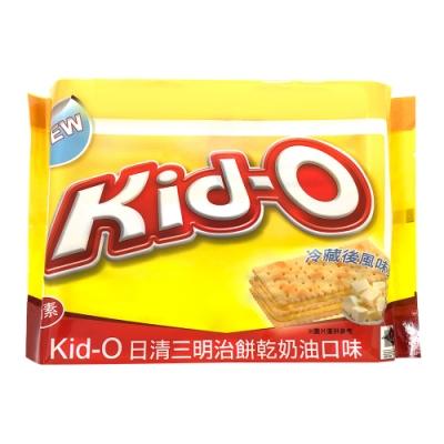 分享包Kid-O日清 三明治餅乾-奶油口味(340g)