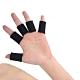 凱威運動護指KW0605彈性運動保護手指關節護指套護具.防護扭挫傷吃蘿蔔籃球保護套 product thumbnail 1