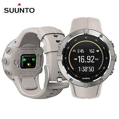 SuuntoSpartanTrainerWristHR全方位訓練的GPS運動腕錶-砂岩色