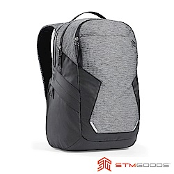 STM Myth 系列 28L Backpack 15吋 頂級防潑水筆電後背包 (灰岩黑)
