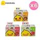 黃色小鴨《PiyoPiyo》有機米餅*6盒 product thumbnail 1
