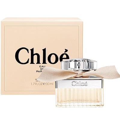 Chloe克羅埃 同名女性淡香精30ml-快速到貨