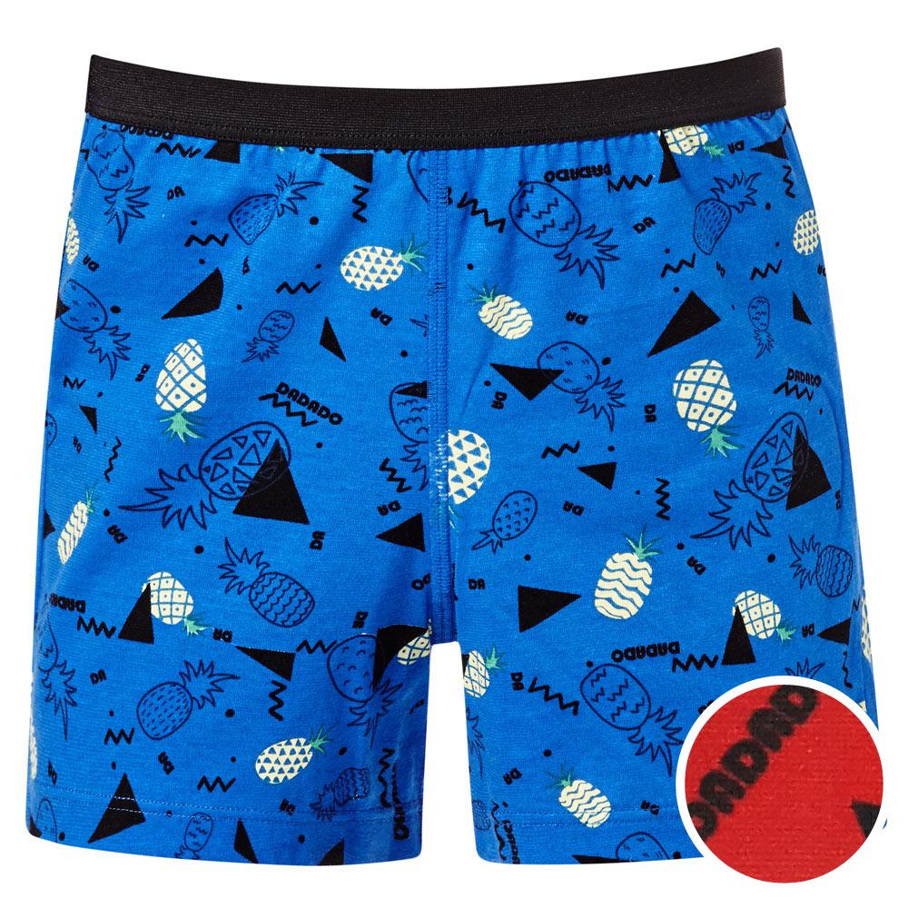 DADADO-新春旺來 140-160 男童內褲(紅)