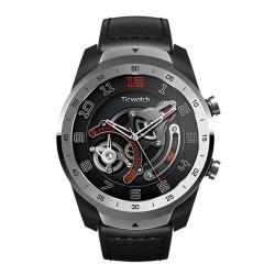 TicWatch Pro 旗艦級智慧手錶-流光銀