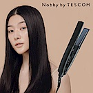 Nobby by TESCOM 日本專業沙龍修護離子平板夾 NIS3000TW(夜空黑)