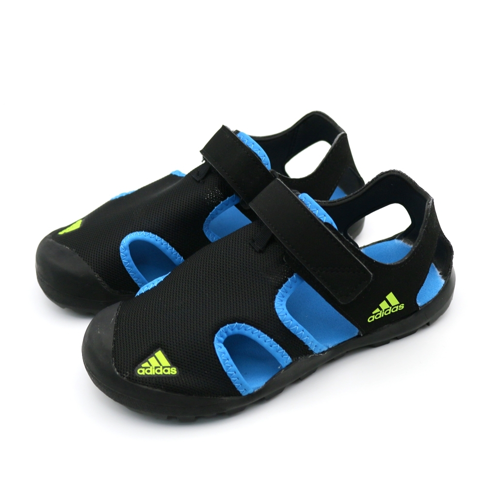 ADIDAS CAPTAIN 中大童涼鞋-F97312