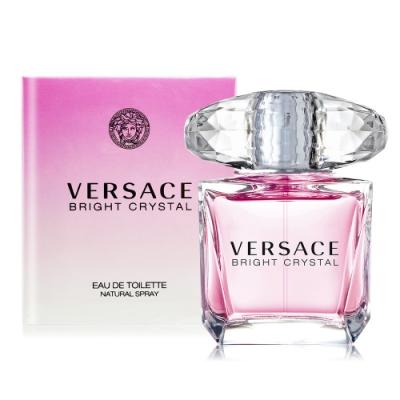 Versace 凡賽斯 香戀水晶淡香水 Bright Crystal 30ml EDT-公司貨