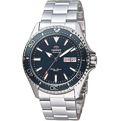 ORIENT東方錶 200米運動潛水錶(RA-AA0004E)-綠