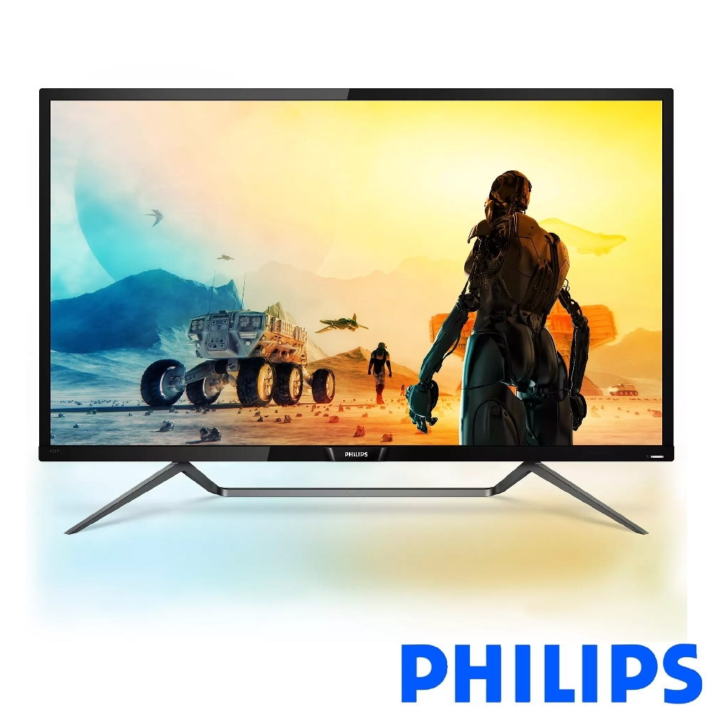 PHILIPS 436M6VBRAB 43型 4K HDR廣視角螢幕