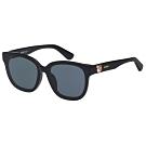 Moschino 方形 小熊 太陽眼鏡(黑色)