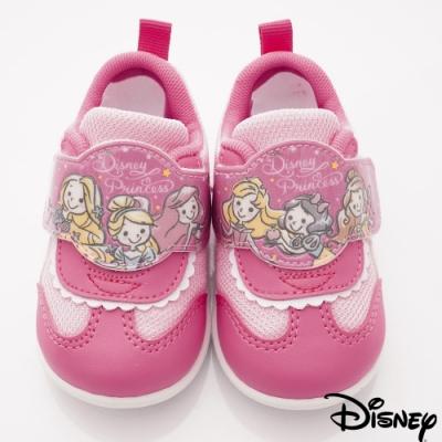 迪士尼童鞋 經典公主運動鞋款 TH19805粉(中小童段)