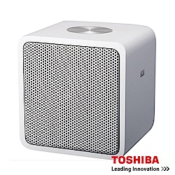 【TOSHIBA】NFC 藍芽喇叭白色款 TY-WSP51TW(W)(原廠福利品)