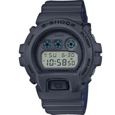 G-SHOCK經典6900系列霧面運動腕錶 (DW-6900LU-8)