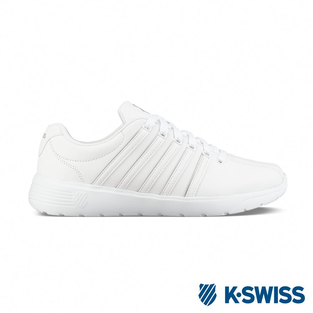K-SWISS Pro Active L CMF休閒運動鞋-男-白