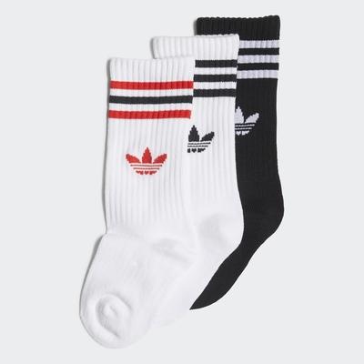adidas 中筒襪 3 雙入 男童/女童 H32442