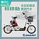 GIANT EA-132 全民平價版鉛酸電動自行車 product thumbnail 1