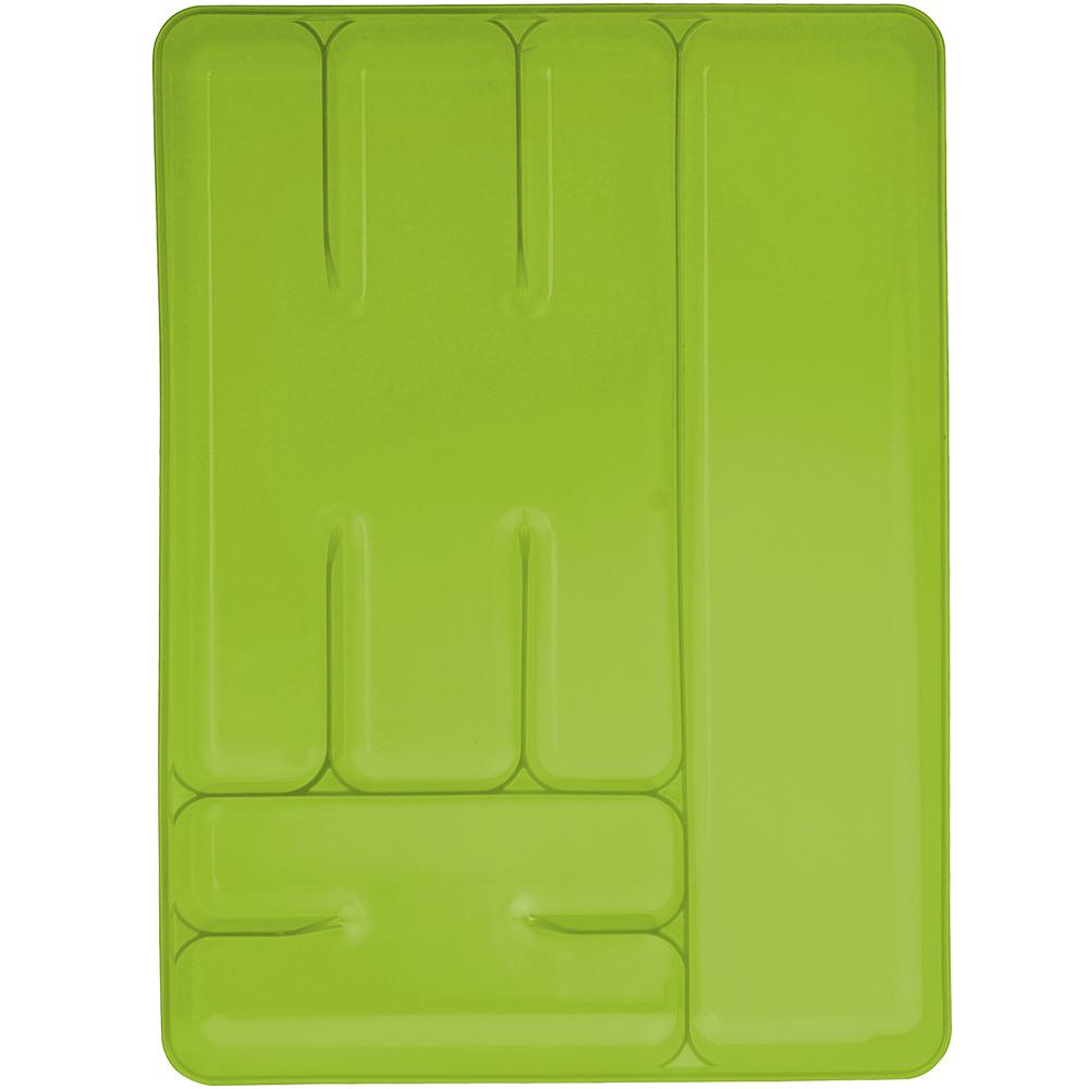 《EXCELSA》六格餐具收納盒(綠)