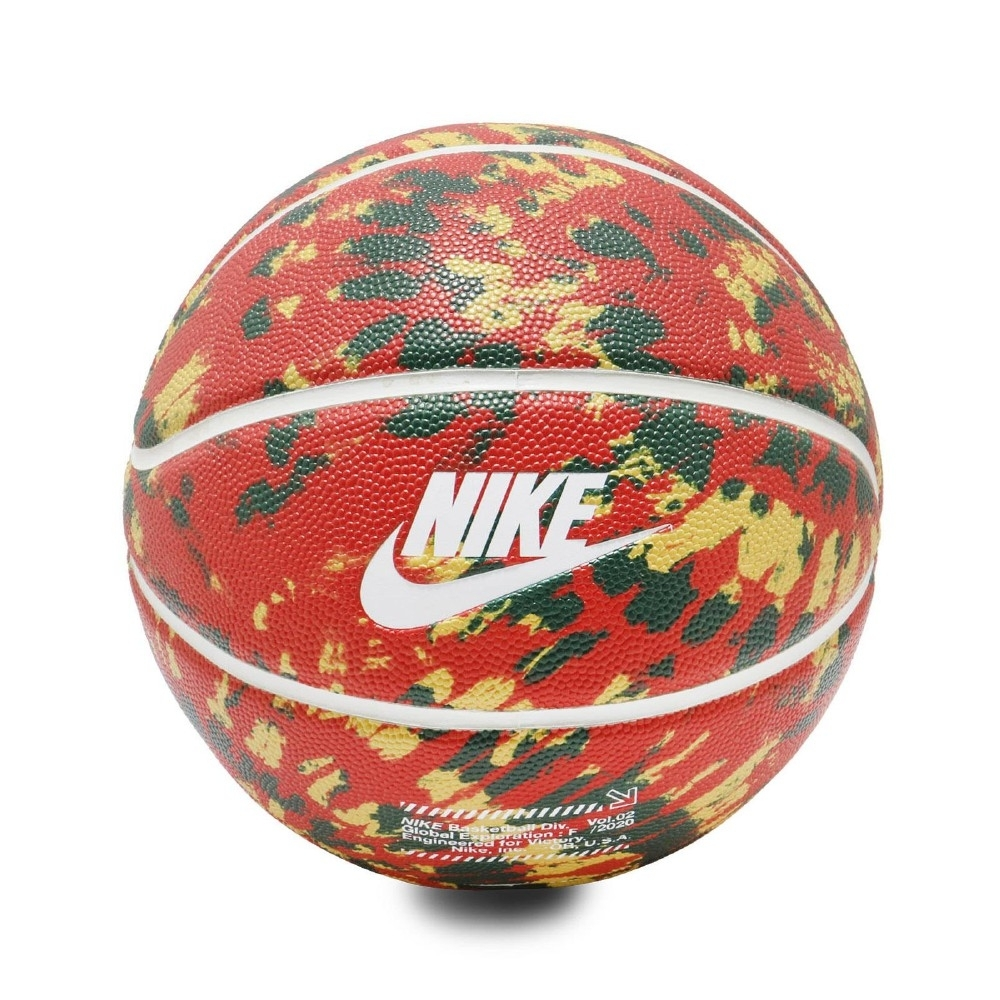 Nike 籃球 Nike Global EXPL 室內外場地 滿版圖案 圖騰 勾勾 彩 N100203293507