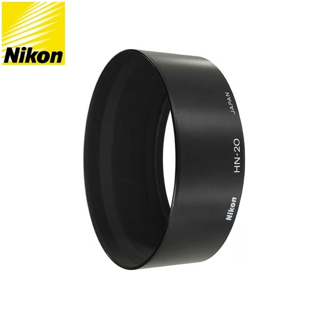 原廠Nikon遮光罩HN-20適Nikkor Ai-s 85mm f/1.4