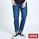 EDWIN JERSEYS 迦績窄直筒牛仔褲-男-拔洗藍 product thumbnail 1