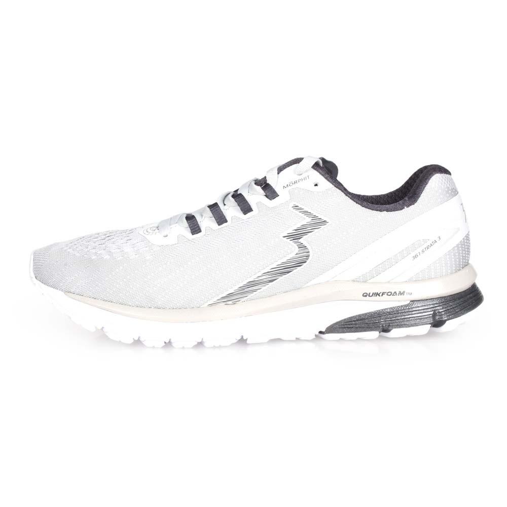 361度 361° 男慢跑鞋-訓練 路跑 淺灰深灰