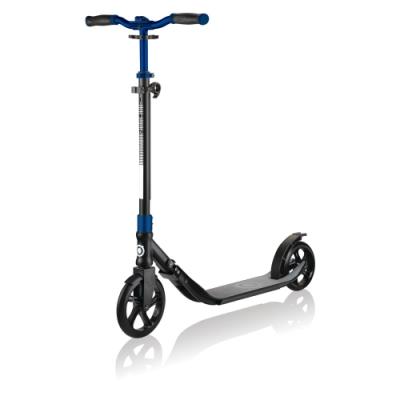 Globber 哥輪步 成人摺疊滑板車-藍