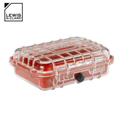 Lewis N. Clark 旅行防水收納盒(中) 1371 紅色