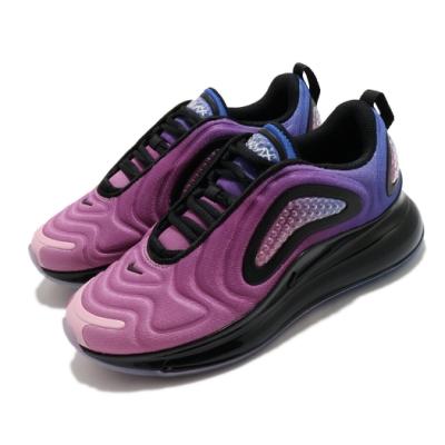 Nike 休閒鞋 Air Max 720 SE 運動 女鞋 氣墊 避震 漸層設計 穿搭 泡泡 球鞋 紫 黑 CD0683400