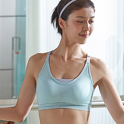 蕾黛絲-LadieSport好運動-Level3-釋壓背心 M-EEL 有氧綠
