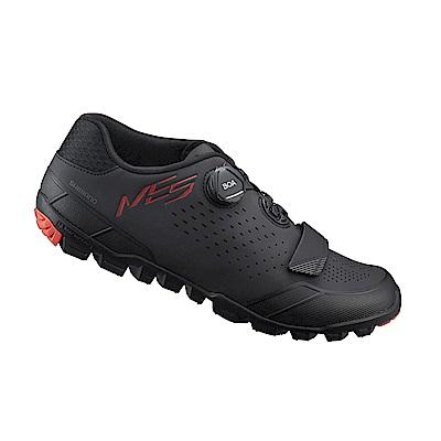 【SHIMANO】ME501 男性林道越野性能車鞋 黑色