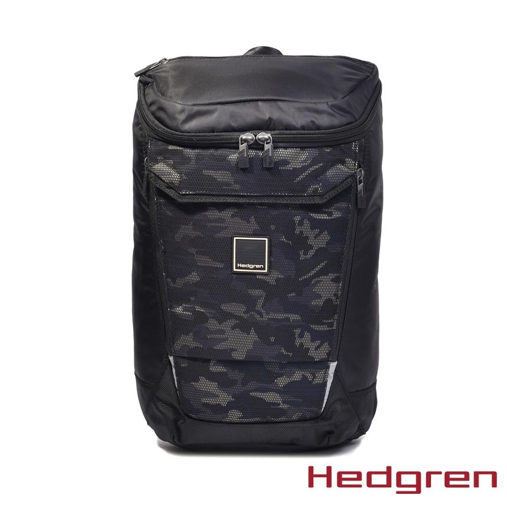 【Hedgren】迷彩後背包15.6″ – HLNK 05 BOND