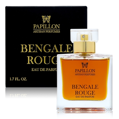 Papillon Artisan Perfumes  Bengale Rouge 紅色孟加拉淡香精 50ml